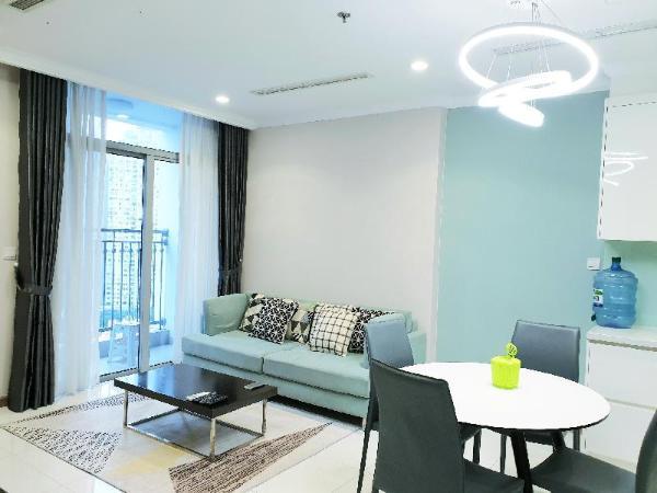 Halen Apartmens 1bedroom in Vinhome Central Park Ho Chi Minh City
