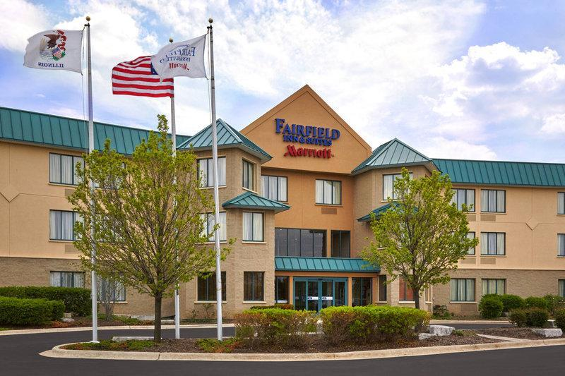 Fairfield Inn And Suites Chicago Lombard