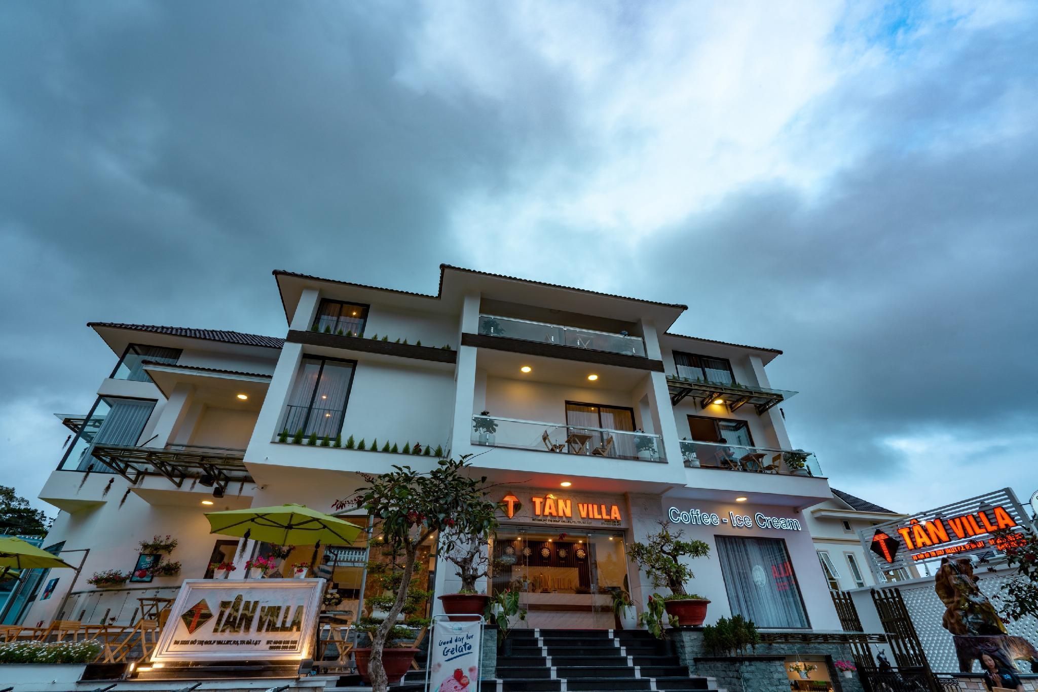 Tan Villa   Coffee And Ice Cream