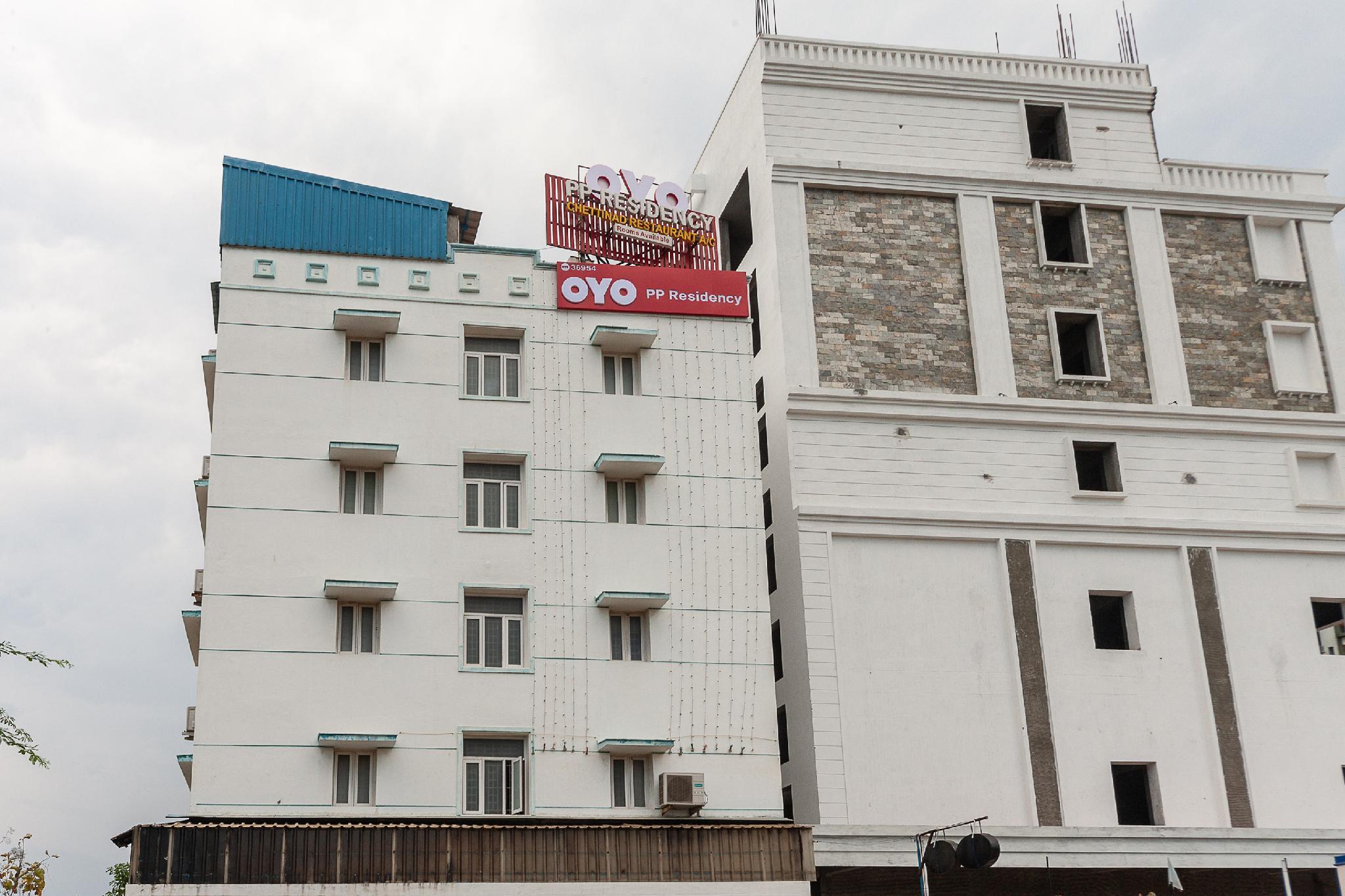 OYO 36954 Pp Residency