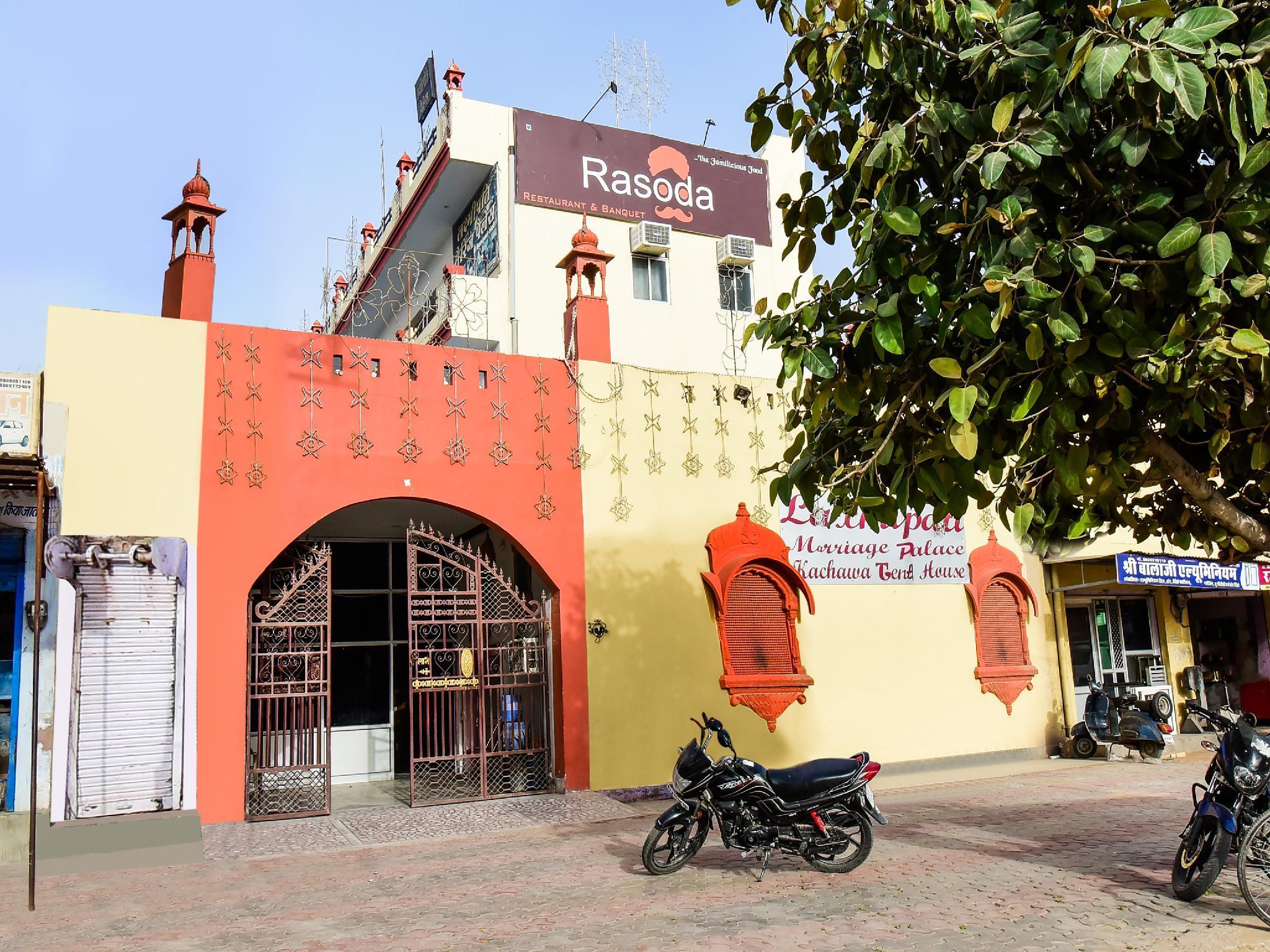 SPOT ON 35445 Hotel Laxmipati Palace