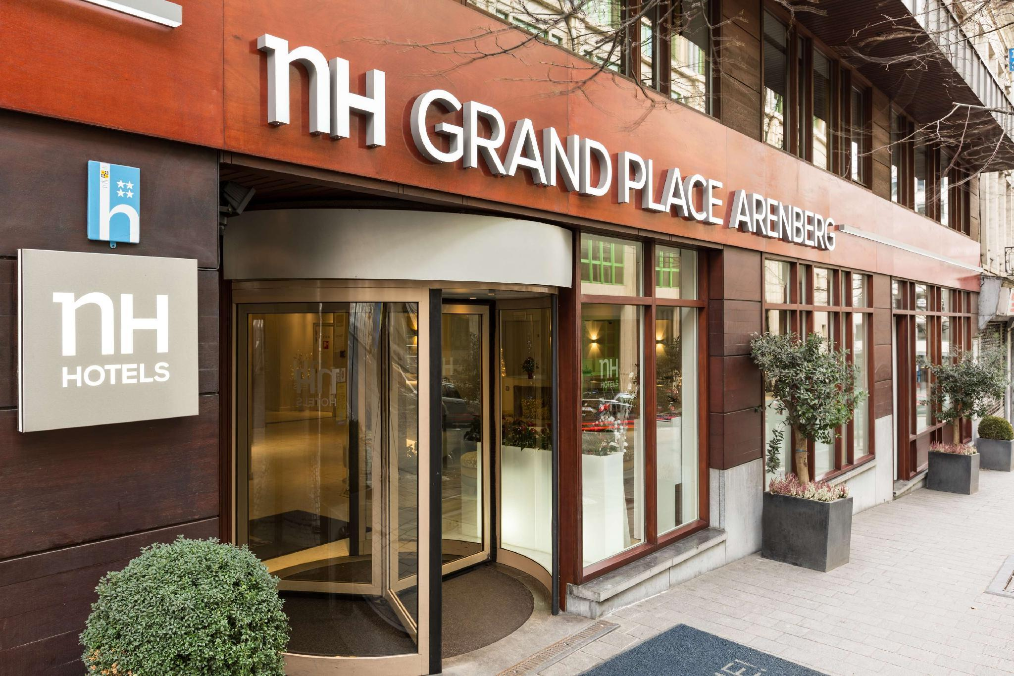 NH Brussels Grand Place Arenberg Hotel