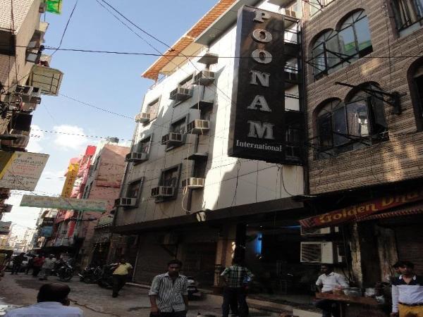 Poonam International Hotel New Delhi and NCR