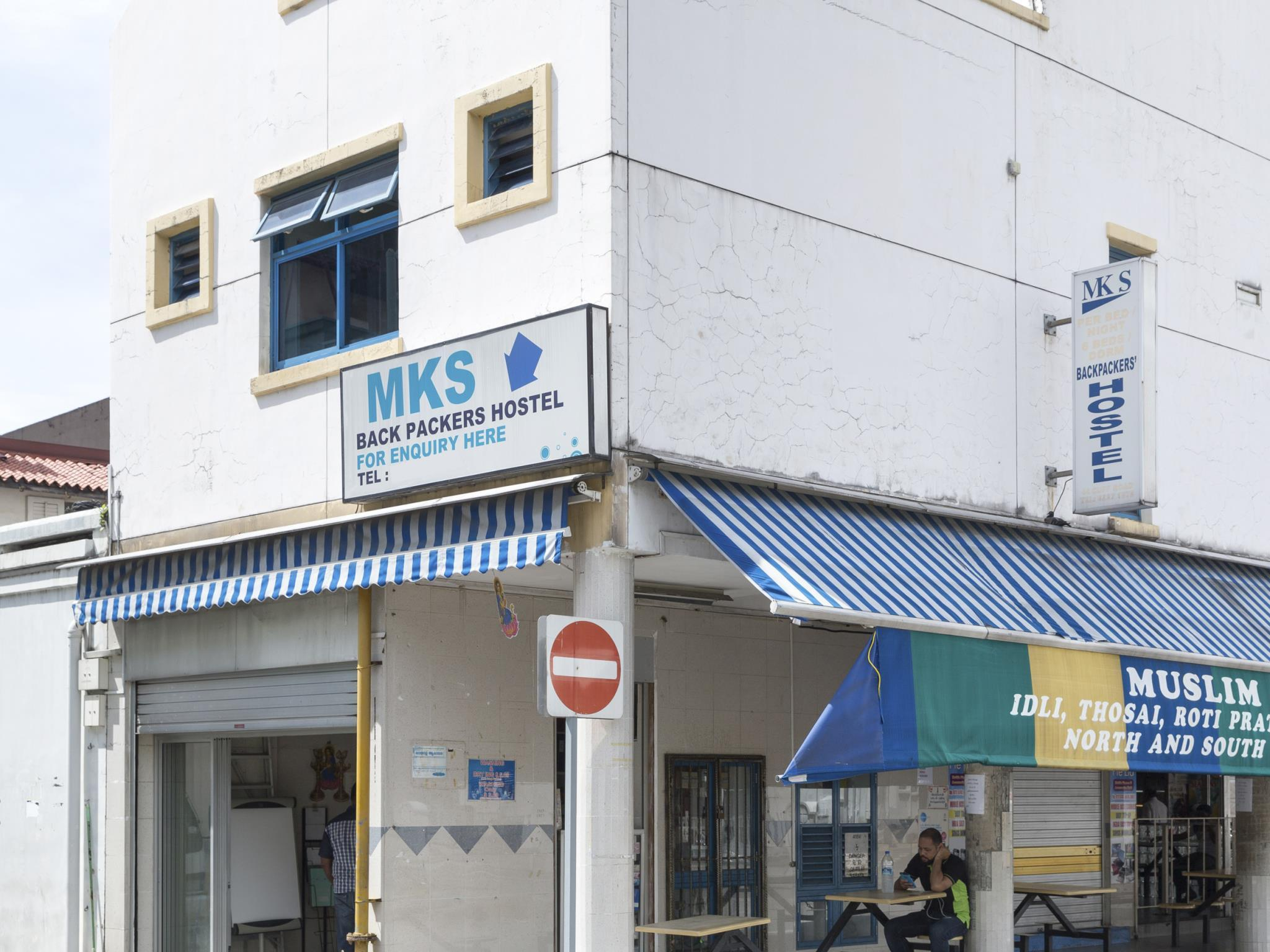MKS Backpackers Hostel – Cuff Road