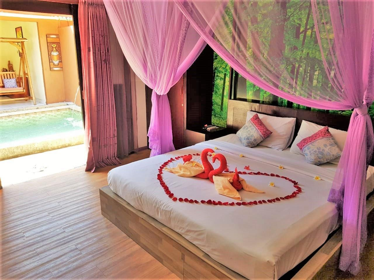 Private One Bedroom Villa With Pool At Kuta