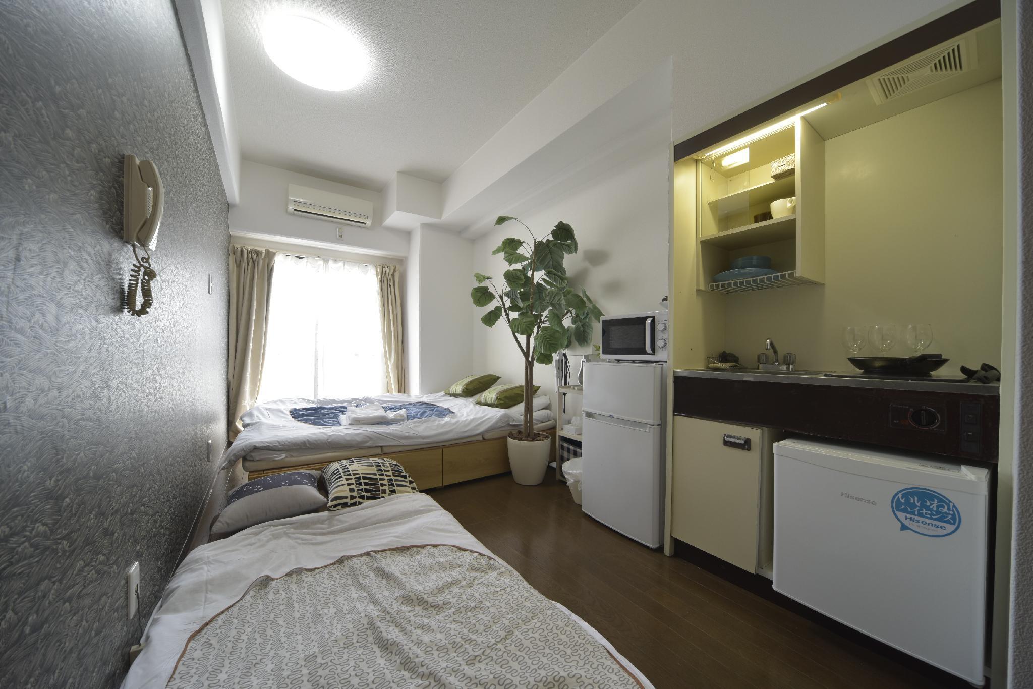 EX Shirokitakoen Apartment 507
