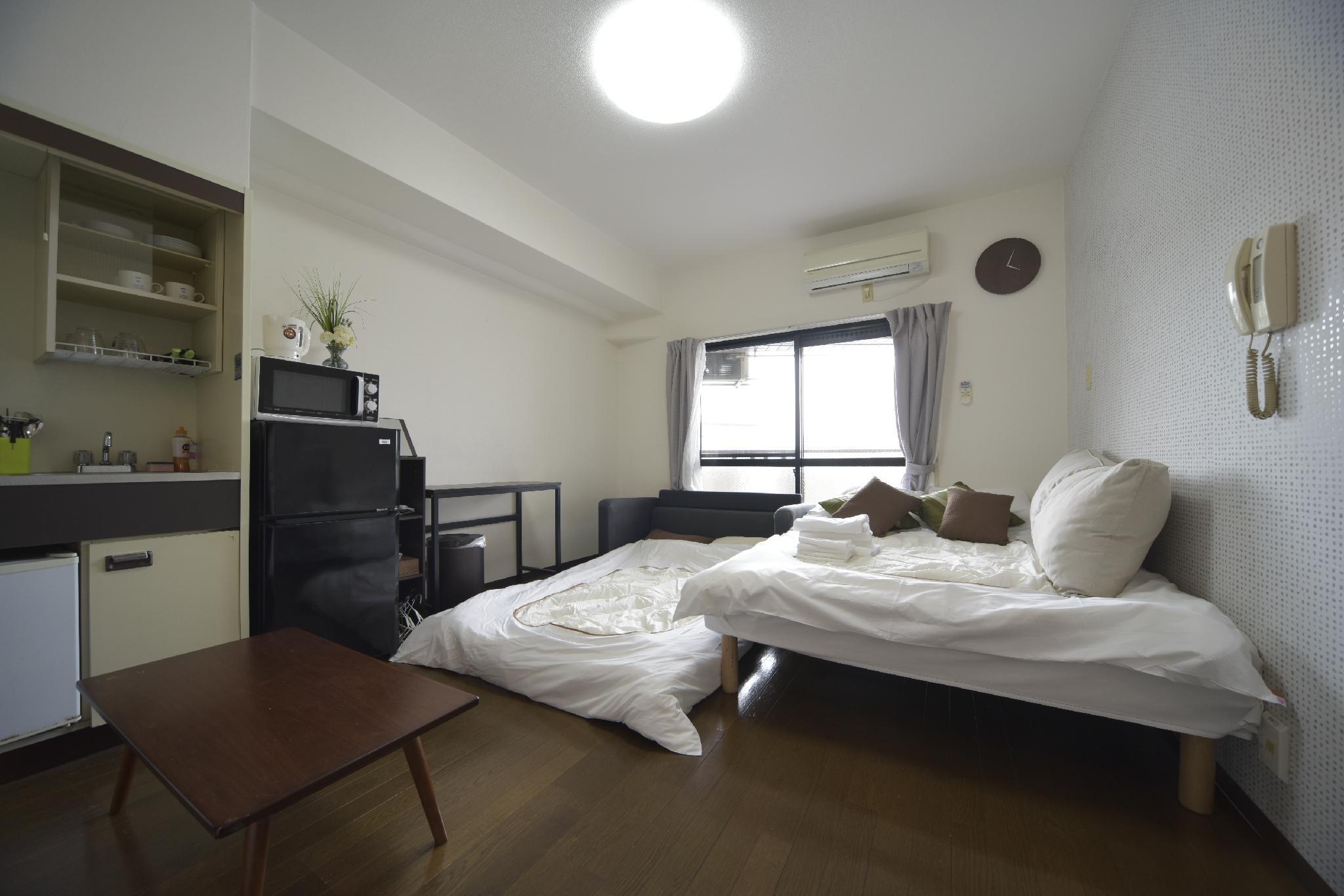 EX Shirokitakoen Apartment 609