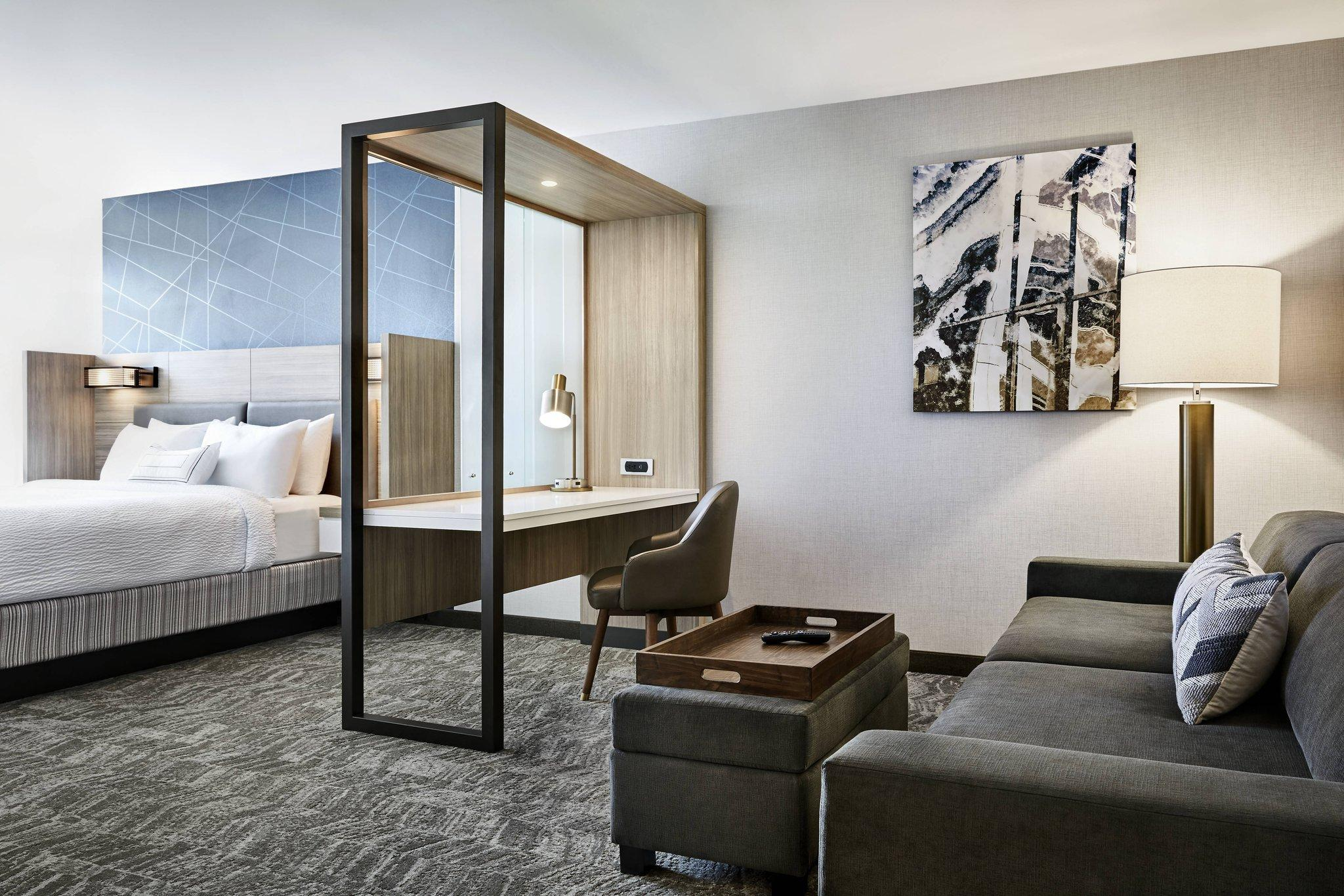 Springhill Suites By Marriott Oakland Airport
