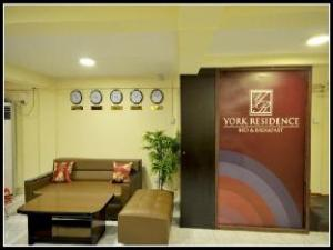 York Residence Bed and Breakfast