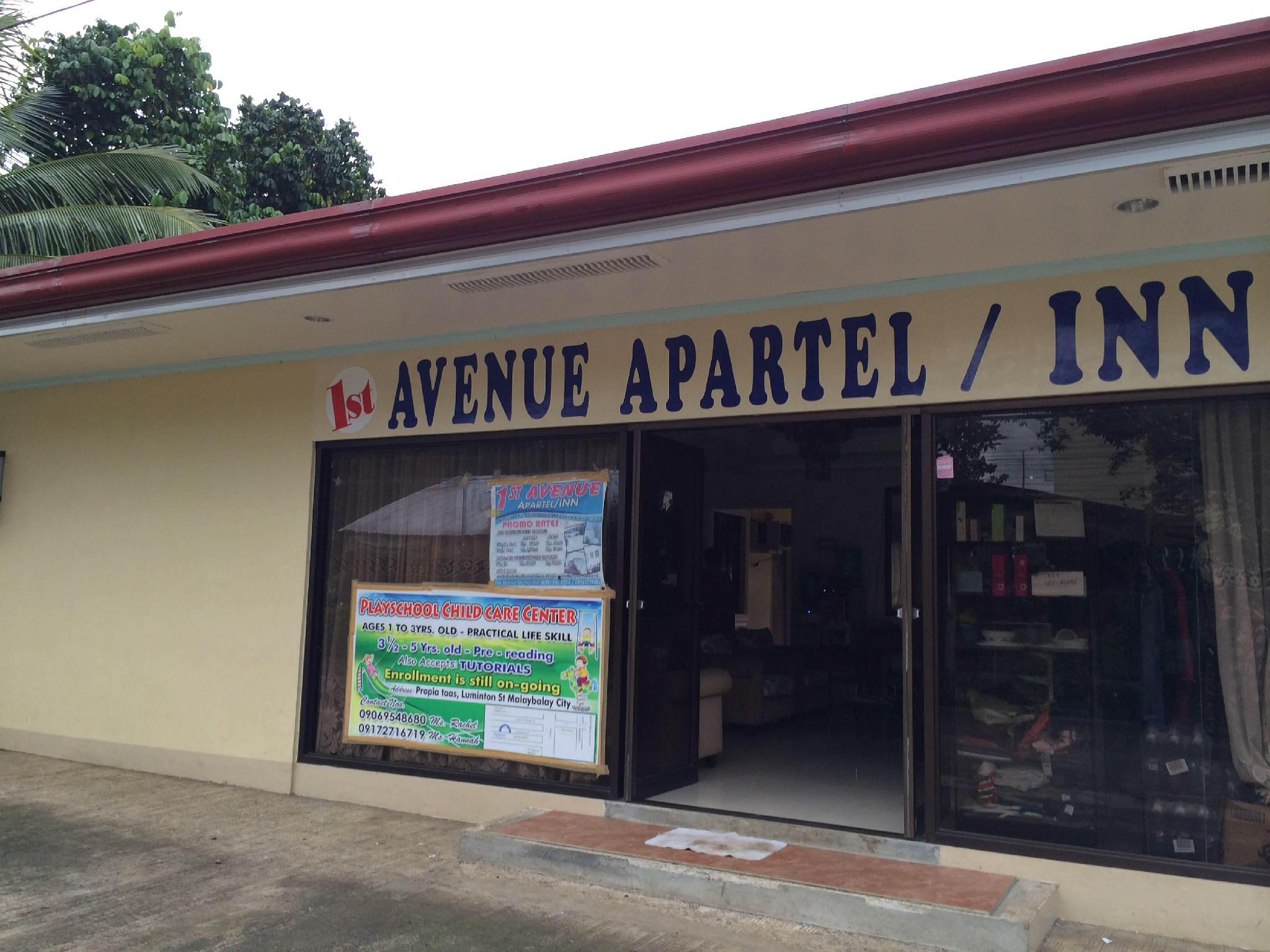 1st Avenue Apartelle