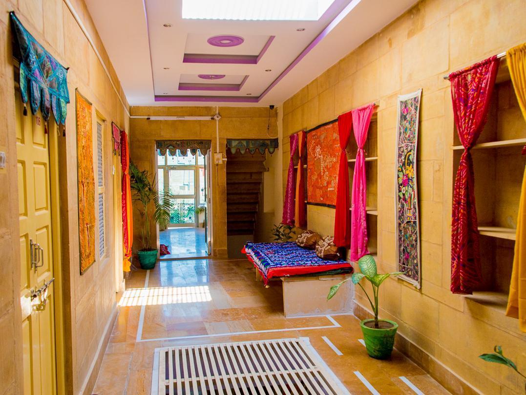 Fort Side Jaisalmer