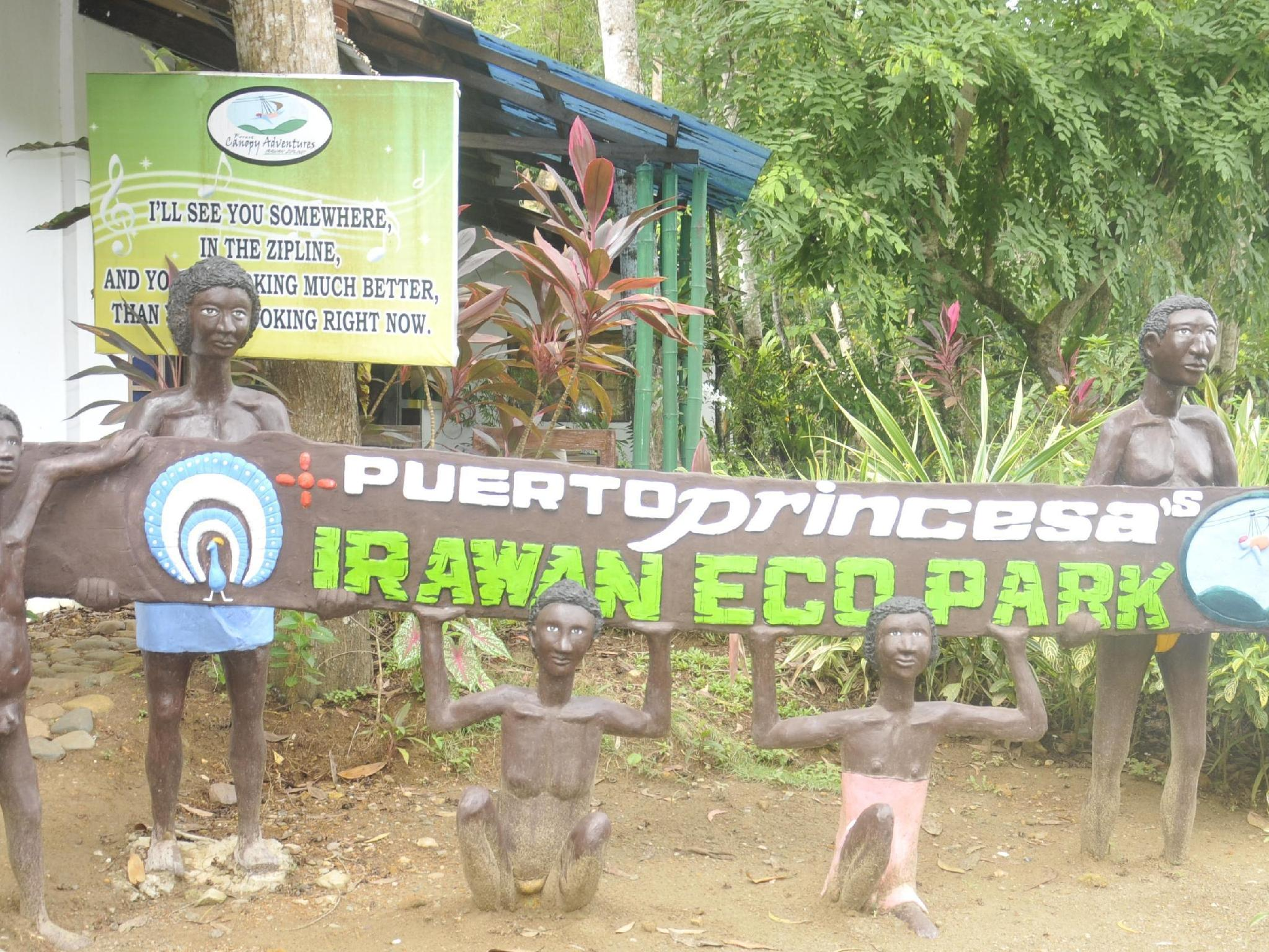 Tent And Breakfast At Irawan Ecopark