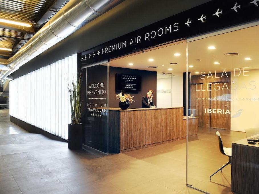 Air Rooms Madrid Airport By Premium Traveller