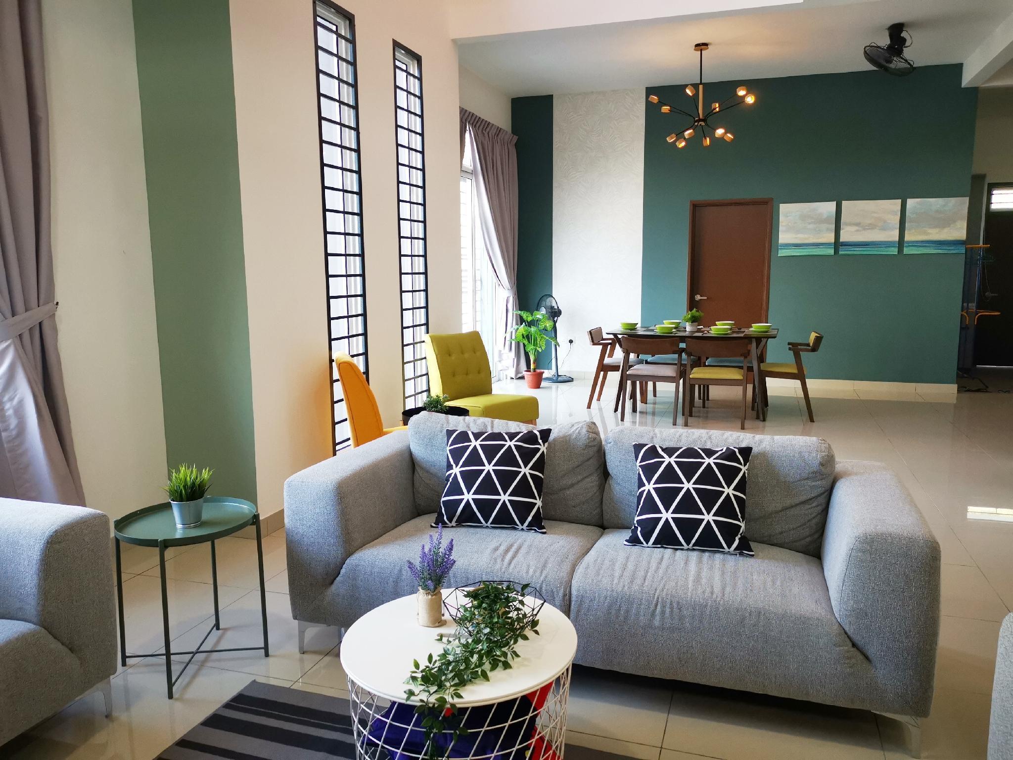 4 Bedroom Villa near Desaru Coast * Arcadia No.28
