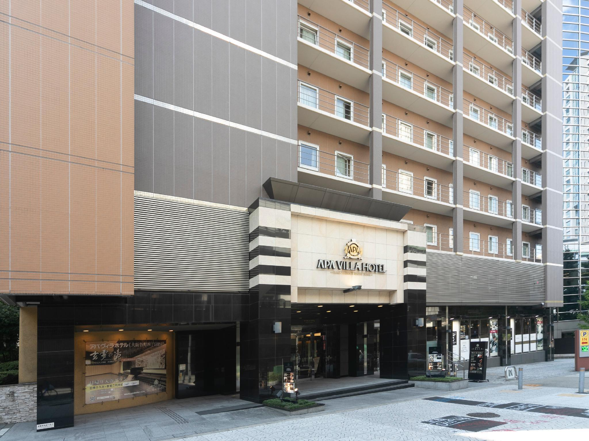 APA Villa Hotel Osaka Tanimachi 4Chome Ekimae