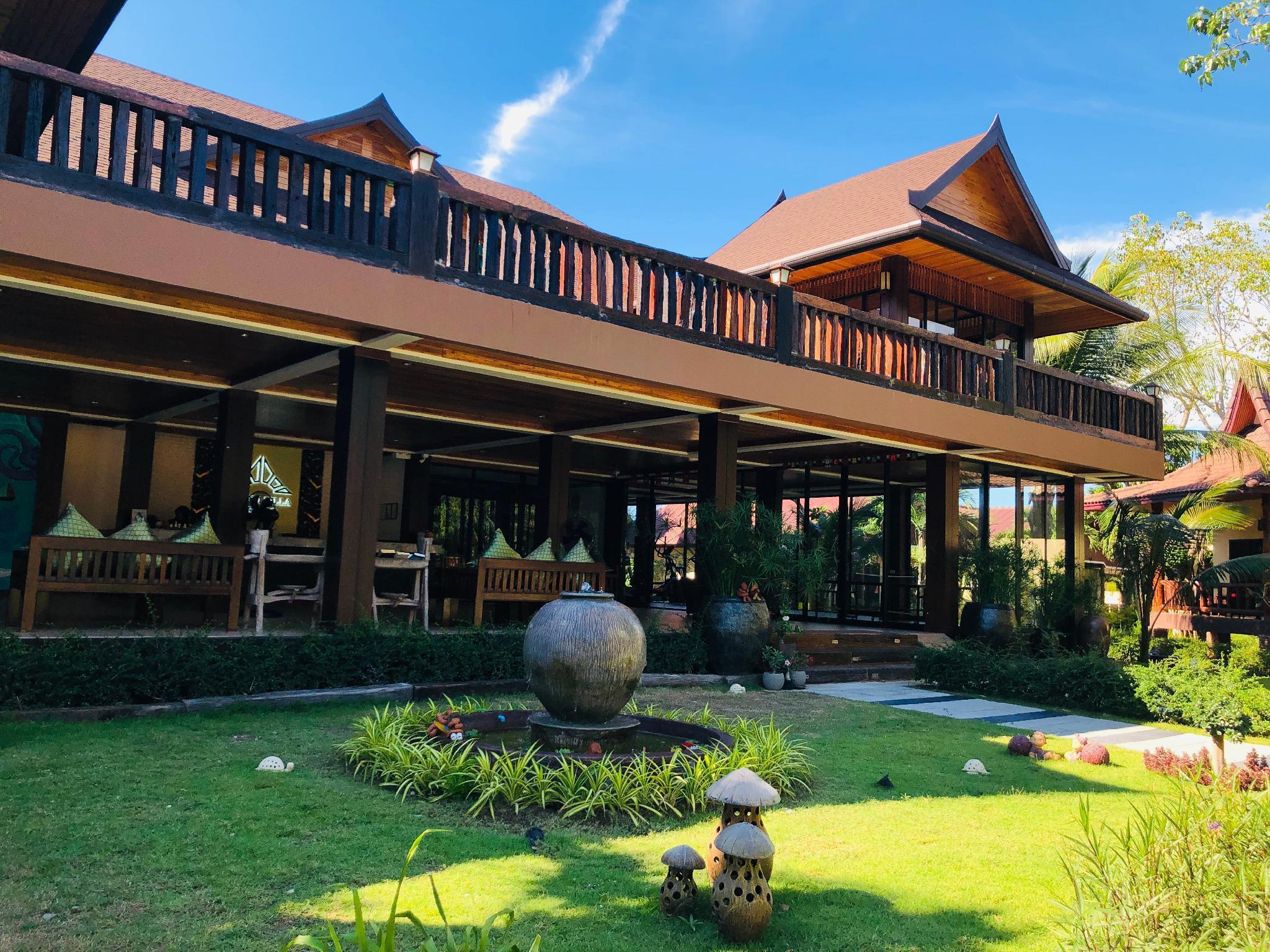 Phi Phi Villa Resort พีพี วิลลา รีสอร์ท
