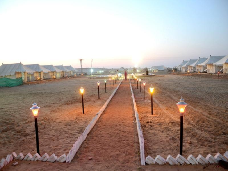 Camp Paradise Tent