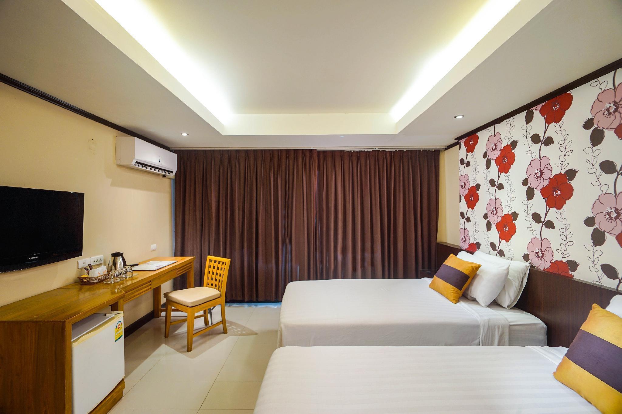 A2 Hotel Bangkok โรงแรม เอ2 กรุงเทพฯ