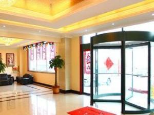 Greentree Inn Tianjin Jinnan Xiaozhan Training Park Express Hotel
