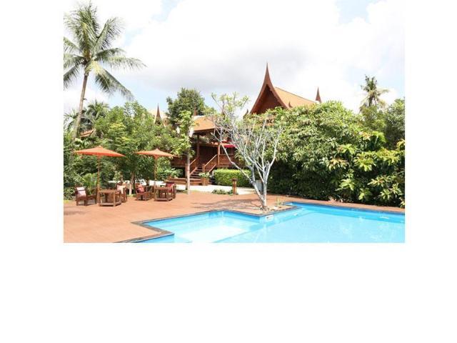 เรือนพฤกษา บูติก รีสอร์ท – Ruen Pruksa Boutique Resort