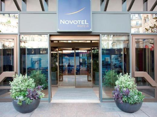 Novotel Paris Les Halles Hotel