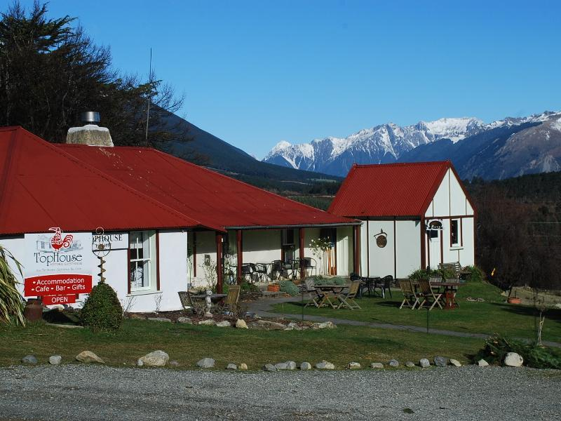 Tophouse Historic Guesthouse