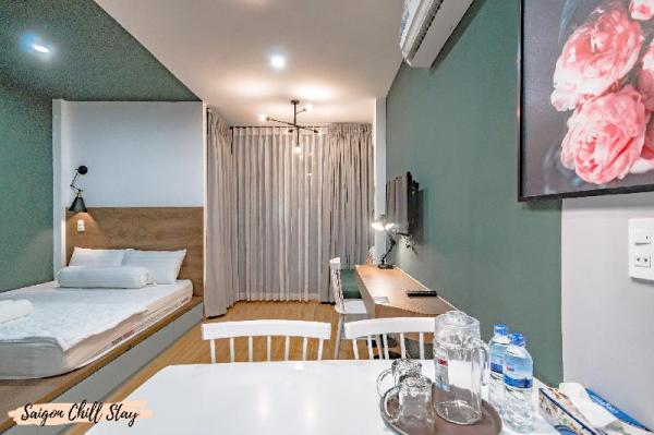 Japanese Town @Brand New Spacious Deluxe Studio 3F Ho Chi Minh City