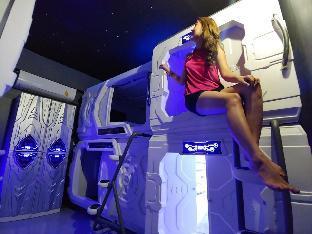 Met a Space Pod @ Asoke เมต เอ สเปซ พอด แอท อโศก