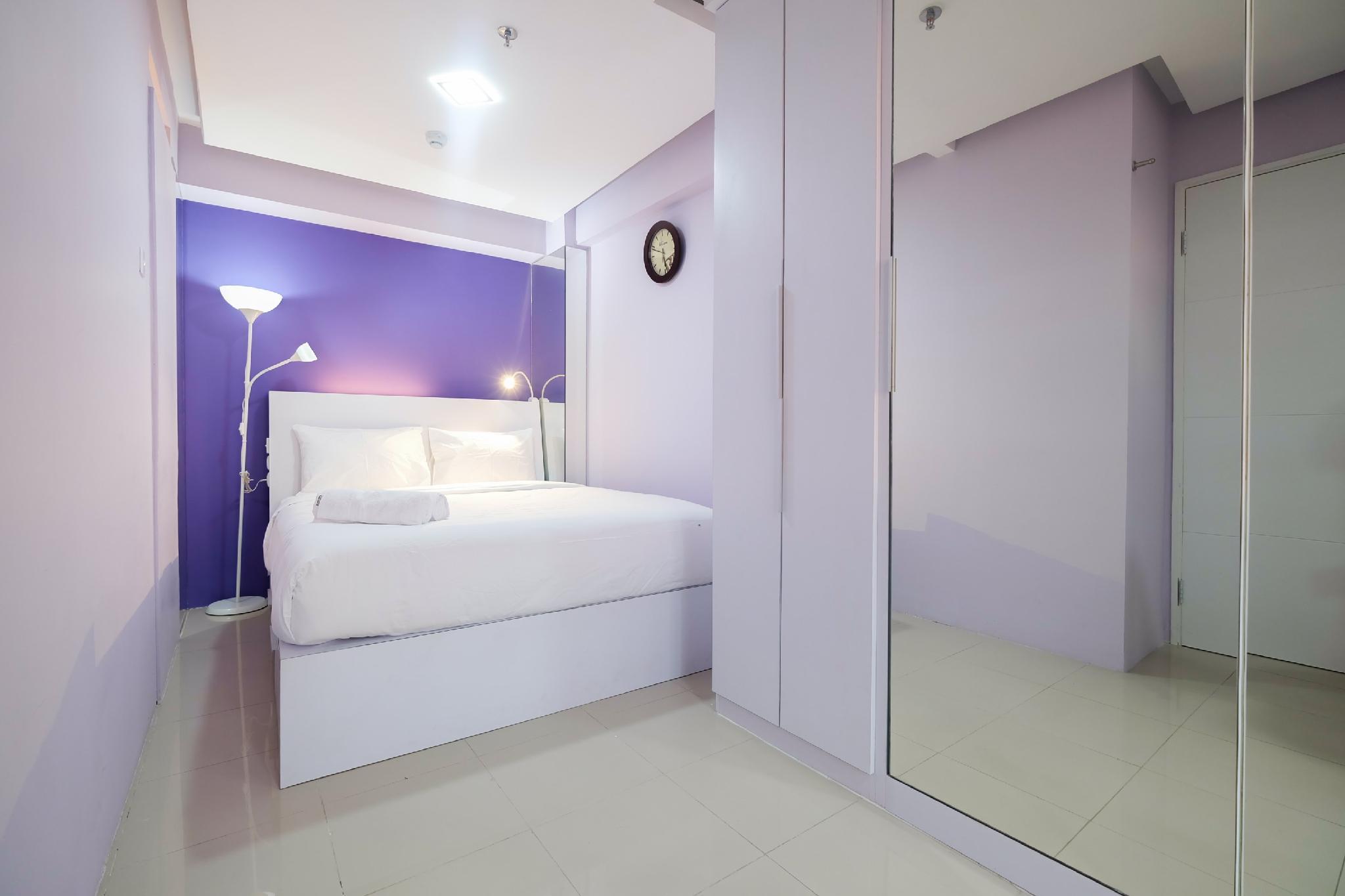 Homey 1BR Apartment @ Bassura City By Travelio