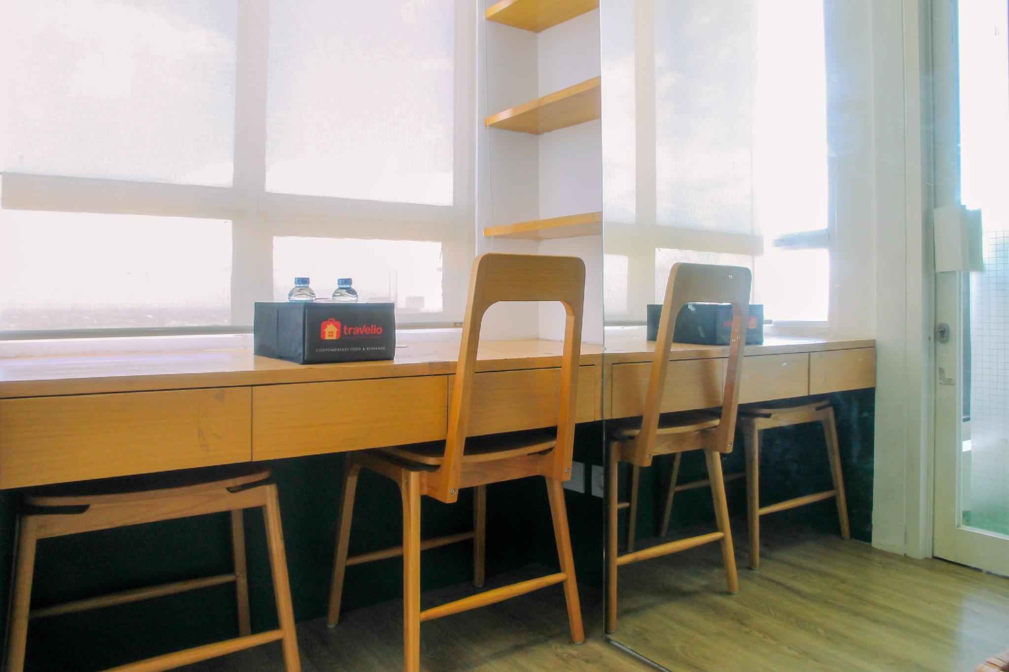 Compact & Artsy Studio Cinere Bellevue By Travelio