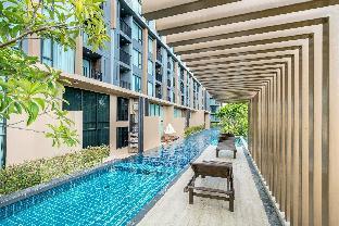 [スリン]アパートメント(30m2)| 1ベッドルーム/1バスルーム 1 BDR Apartment at Aristo Surin-Bangtao Beach