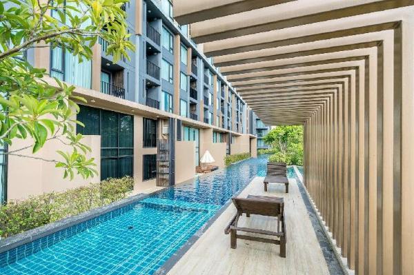1 BDR Apartment at Aristo Surin-Bangtao Beach Phuket