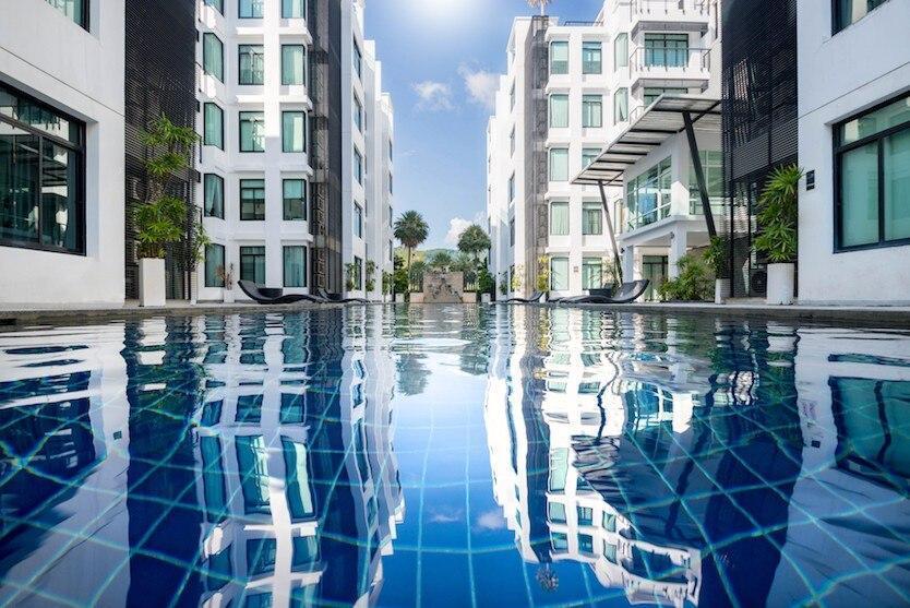 3 BDR Modern Style Apartment@ Regent Kamala