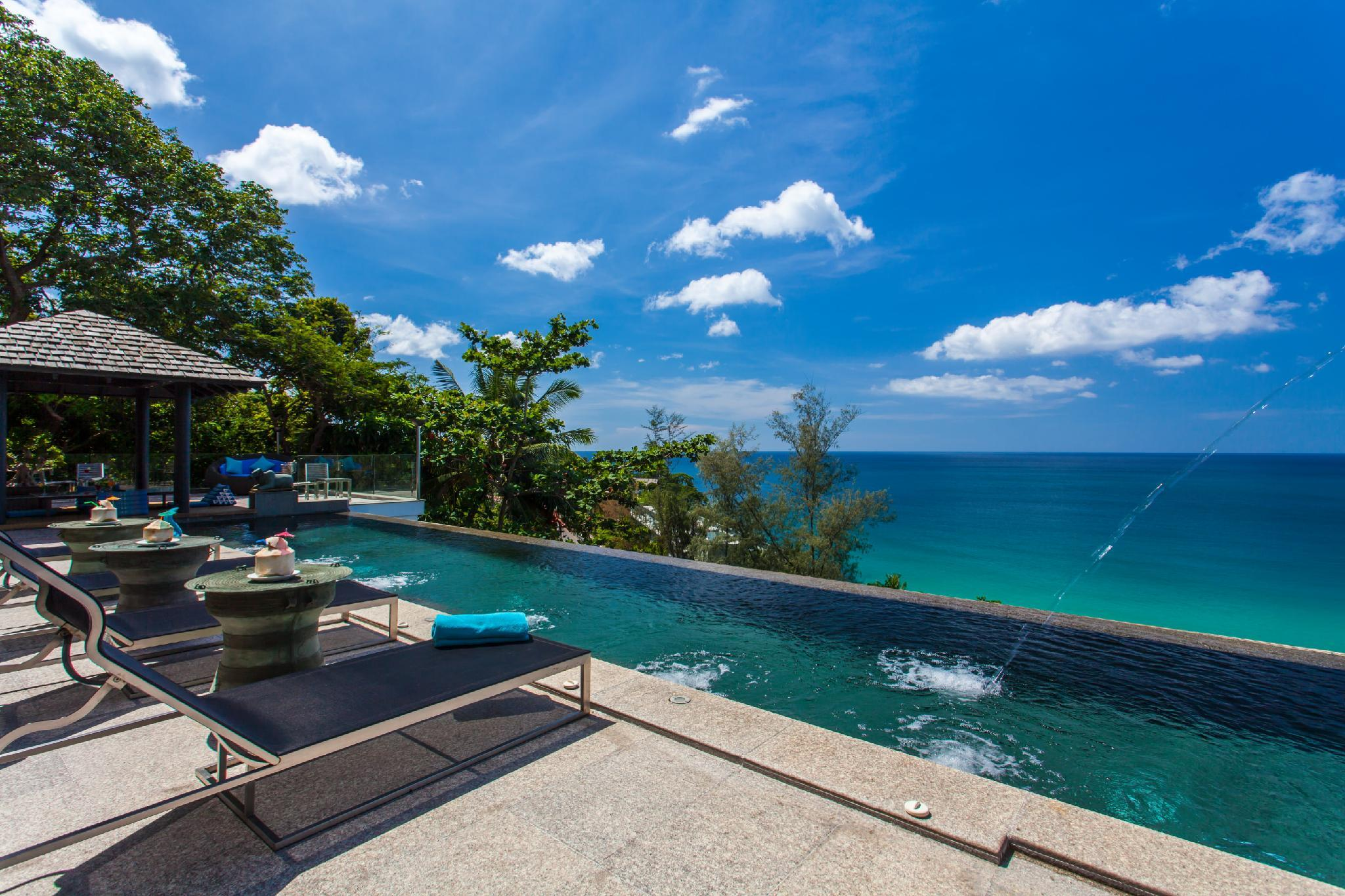 5 Bedroom Surin Beach Villa