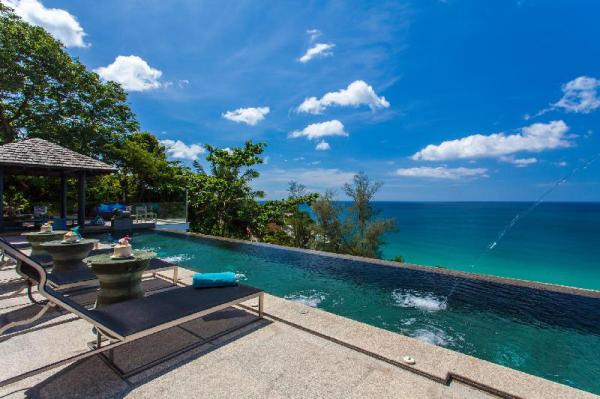 5 Bedroom Surin Beach Villa Phuket
