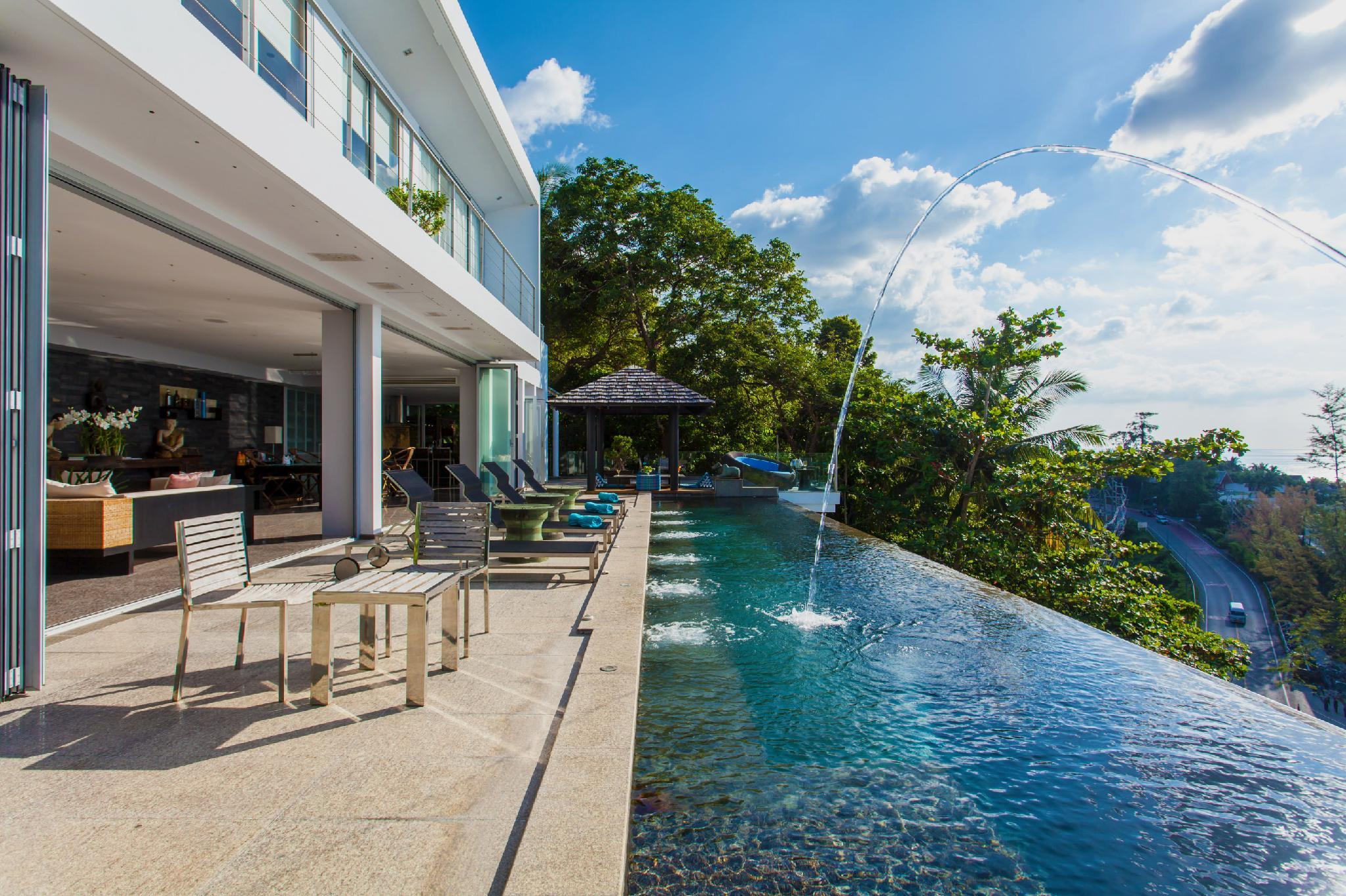 8 Bedroom Surin Beach Villa