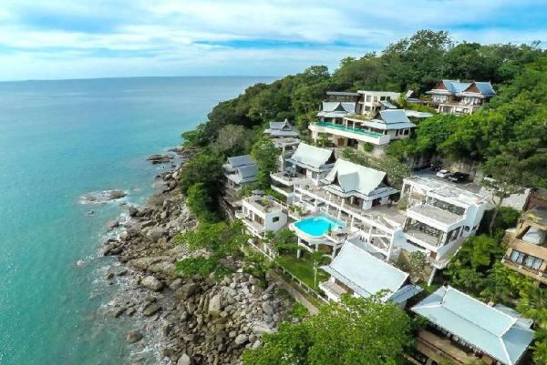 6 bedroom Luxury Villa Ocean View Phuket