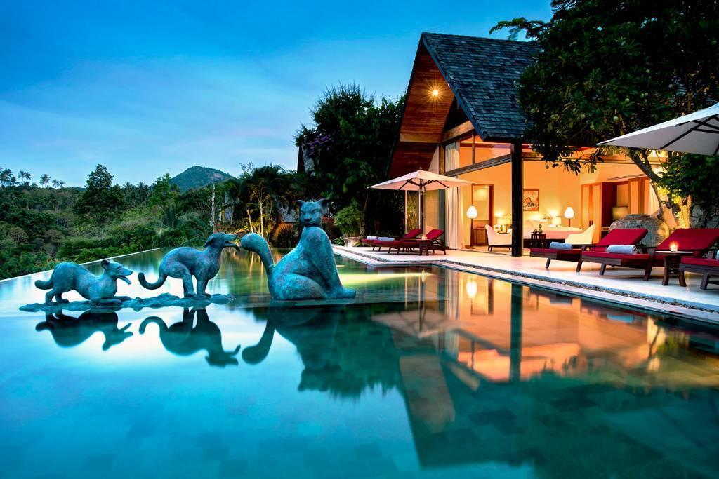 Luxury Top End 10 Bedroom Villa Combo