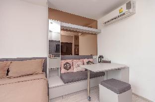[チャトチャック]アパートメント(22m2)| 1ベッドルーム/1バスルーム Modern studio, 1 step to MRT (near Chatuchak)