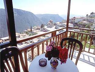 Panorama Hotel Delphi - Balcony/Terrace