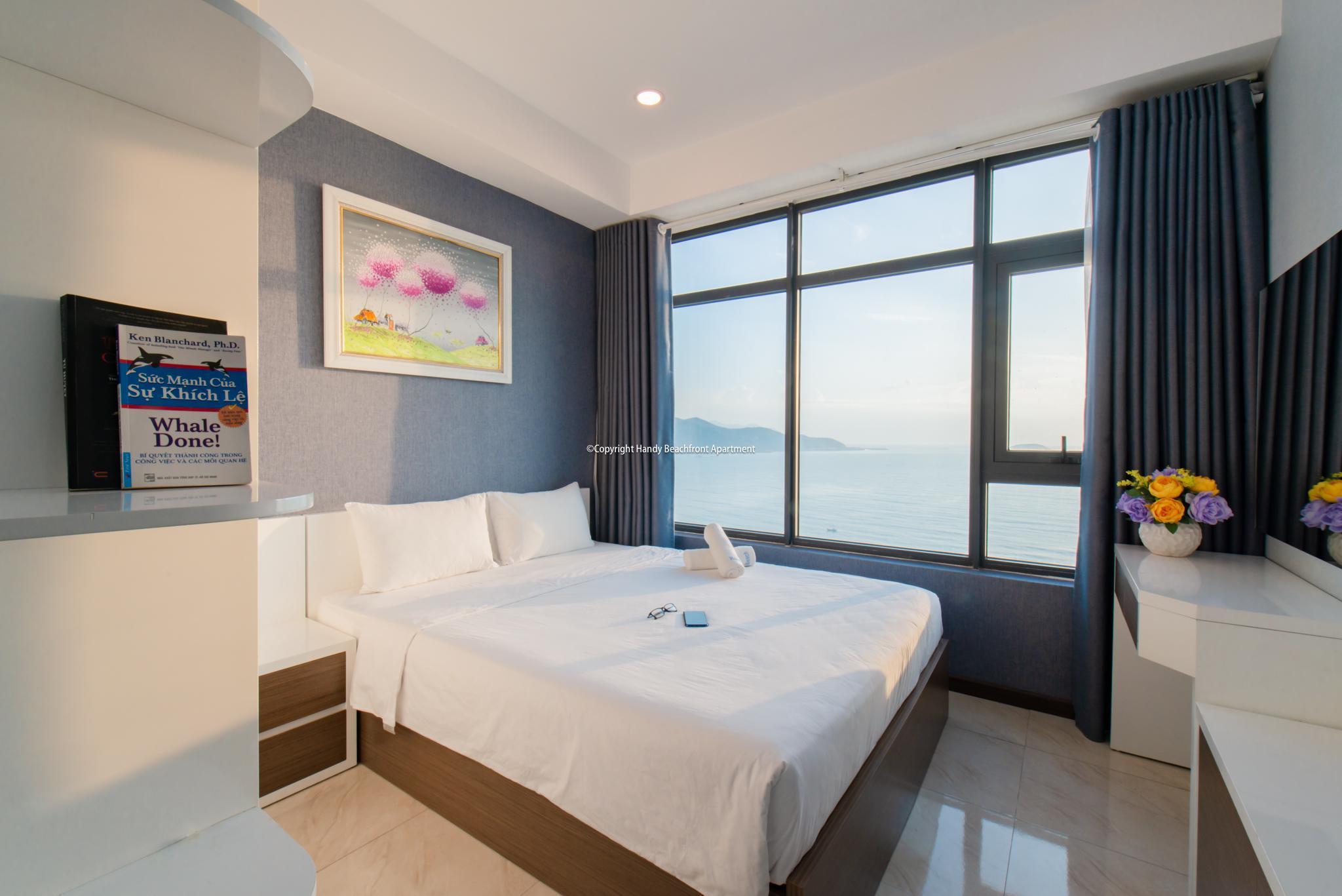 22. 3 BEDROOM OCEAN VIEW+BALCONY By Handybeach