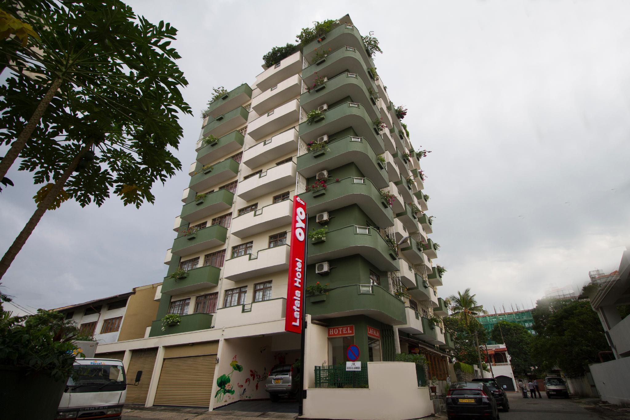 OYO 104 Lafala Hotel And Service Apartment