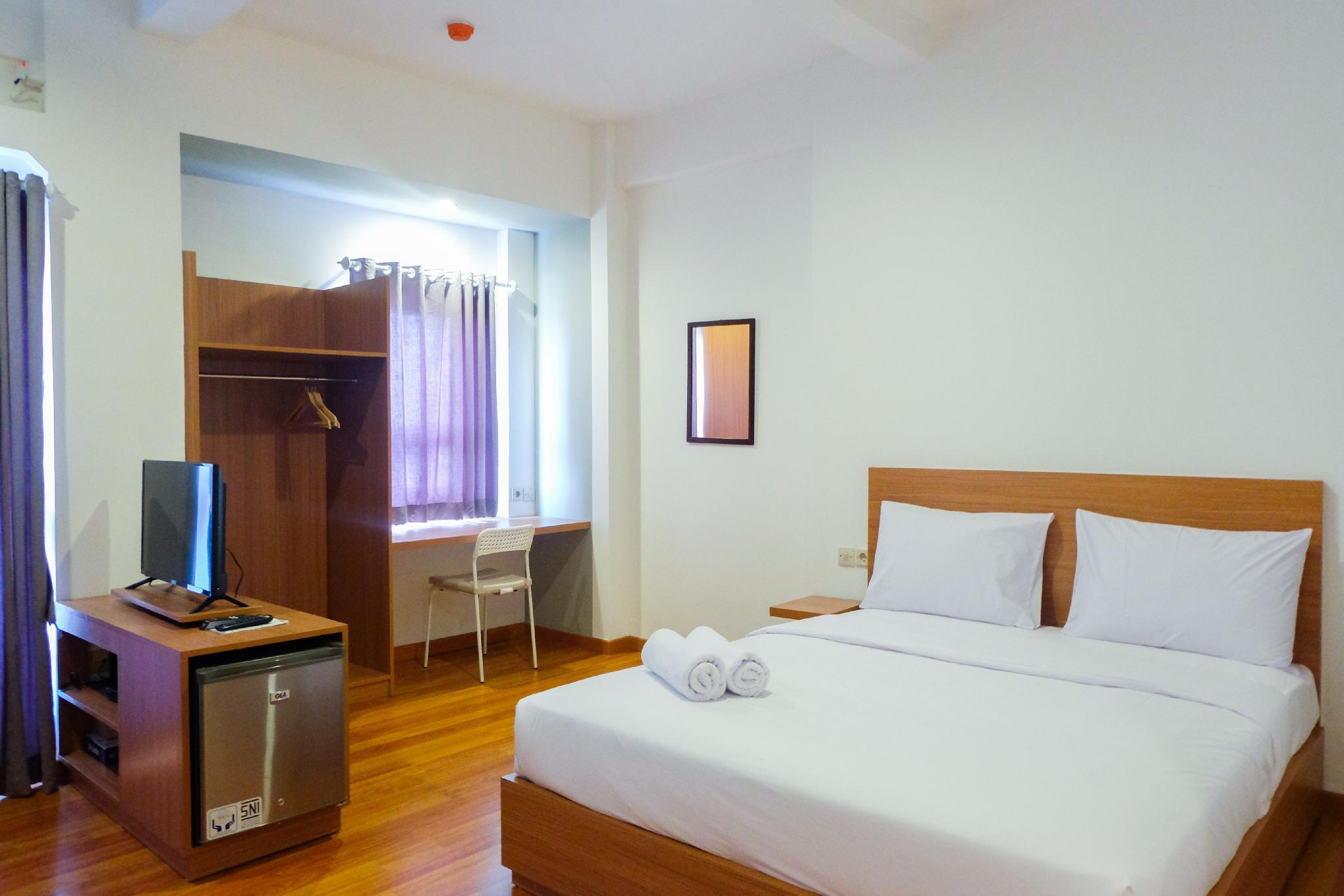 Comfy Studio Apt At Grand Center Point By Travelio