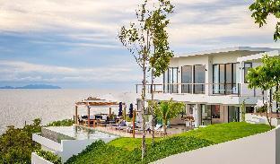 JAH Villa 4br - Infinity Pool, Sea & Sunset View วิลลา 4 ห้องนอน 4 ห้องน้ำส่วนตัว ขนาด 800 ตร.ม. – หาดสลัด