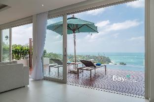 [ハッドサラッド]ヴィラ(400m2)| 4ベッドルーム/4バスルーム WEST VIEW 4br -  Pool, Sea View, Garden
