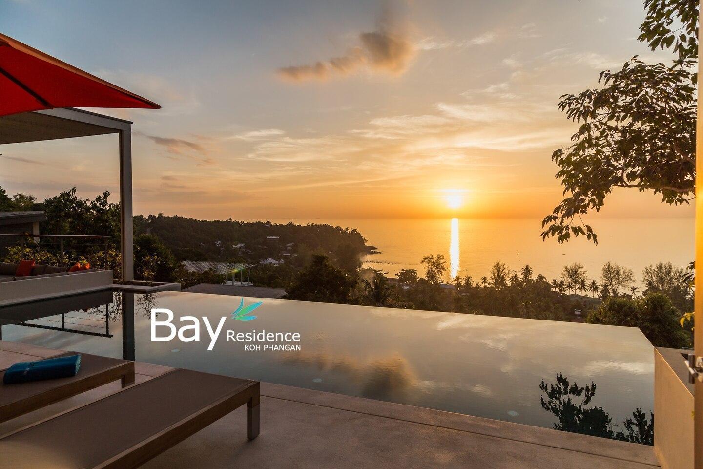 HARMONY 4br - Pool, Sea View, Barbecue & Garden วิลลา 4 ห้องนอน 4 ห้องน้ำส่วนตัว ขนาด 400 ตร.ม. – หาดสลัด