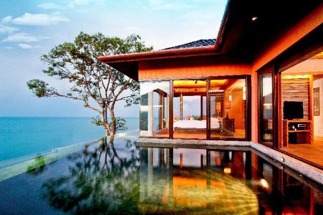 โรงแรมศรี พันวา ภูเก็ต ลักชัวรี พูล วิลลา – Sri Panwa Phuket Luxury Pool Villa Hotel