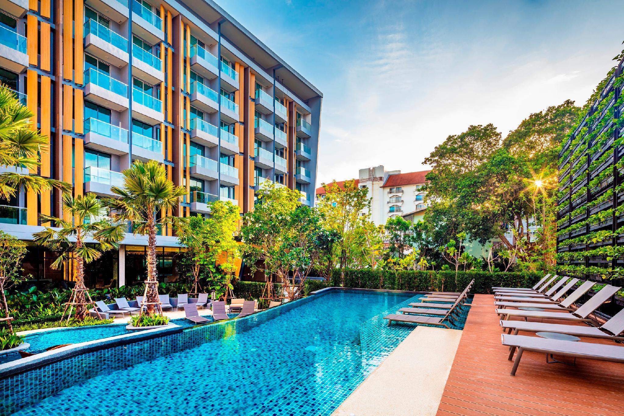 Hotel Amber Pattaya โรงแรมแอมเบอร์ พัทยา