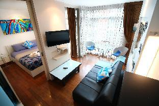 Stylish Apartment at Patong อพาร์ตเมนต์ 1 ห้องนอน 1 ห้องน้ำส่วนตัว ขนาด 30 ตร.ม. – ป่าตอง