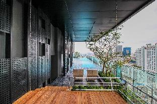 Luxury 1BR@Hi-End Condo,300M to MRT,CloseTrain MKT อพาร์ตเมนต์ 1 ห้องนอน 1 ห้องน้ำส่วนตัว ขนาด 40 ตร.ม. – รัชดาภิเษก